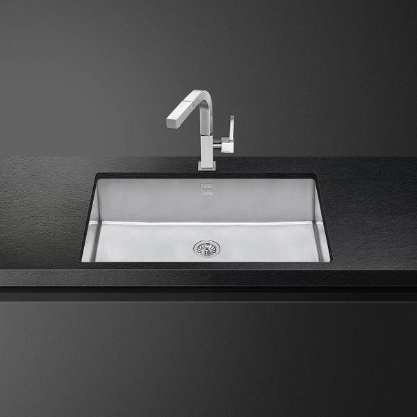 Triple installation sinks