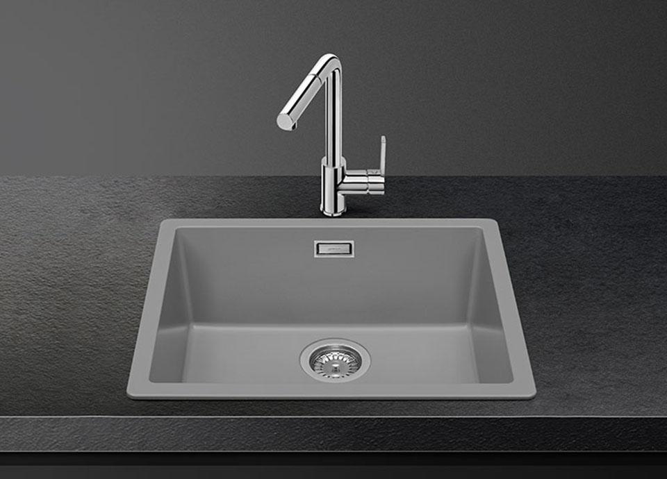 Composite sinks