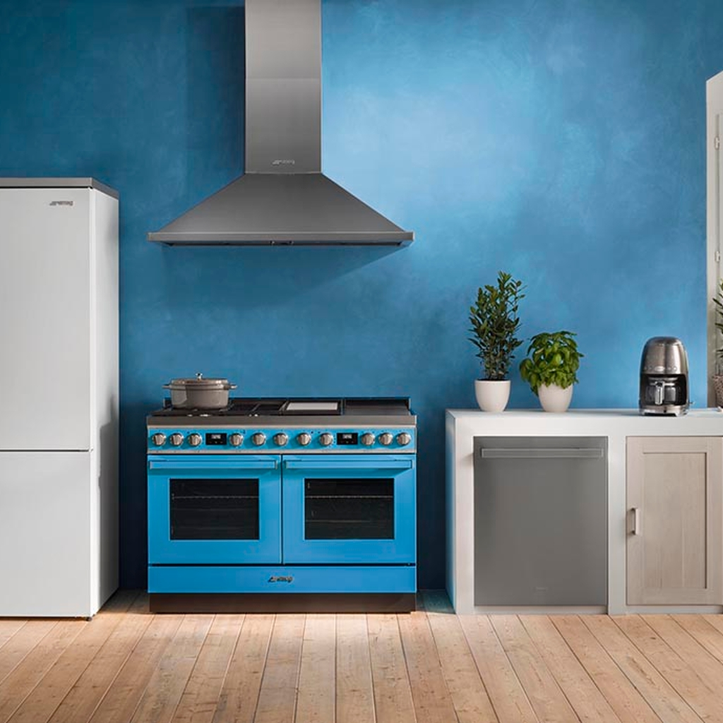 NEW DOUBLE CAVITY 120CM PORTOFINO COOKER