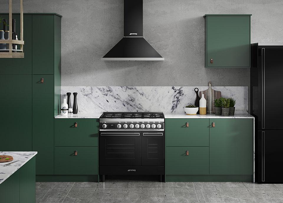 Nouveaux centres de cuisson Portofino 90 cm