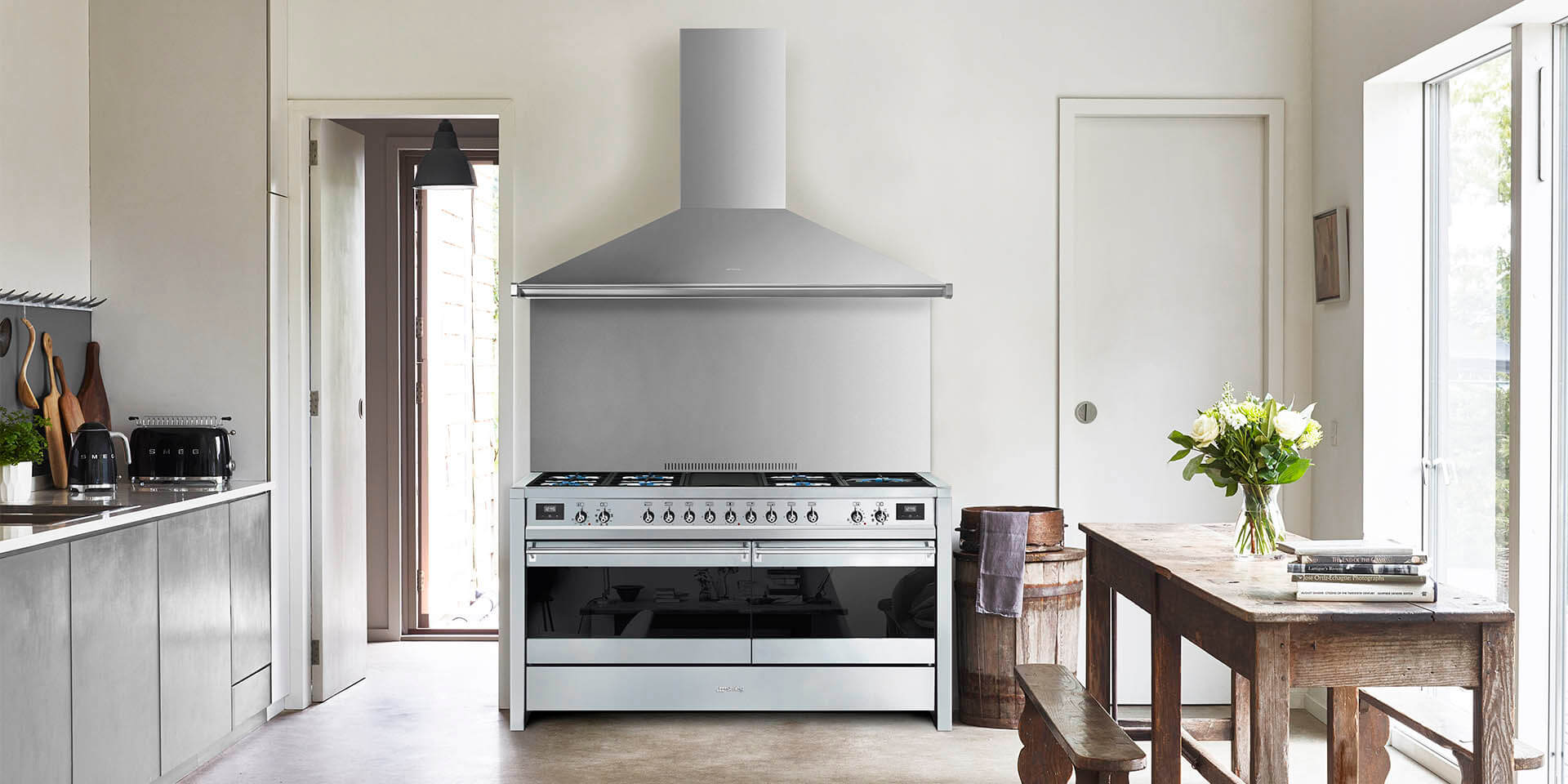 NEW 150cm OPERA A5 cooker