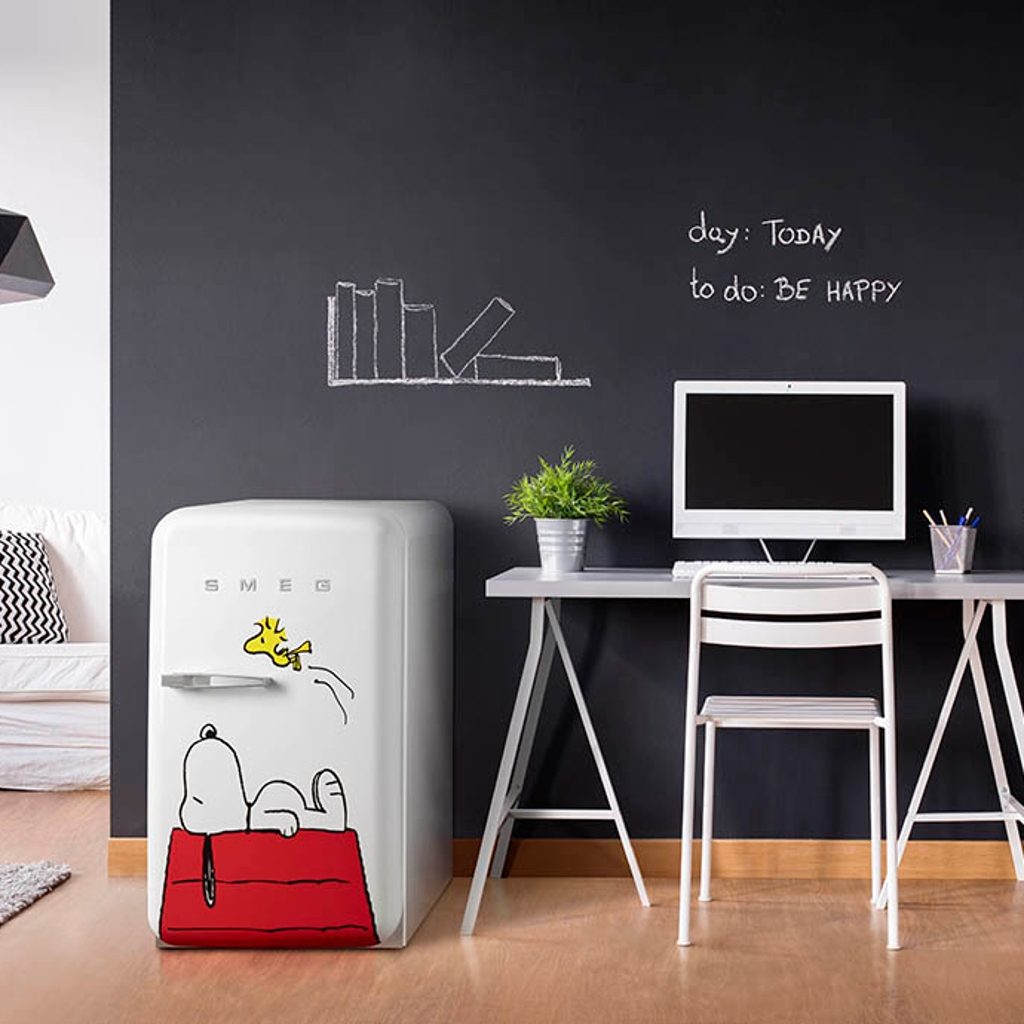 Smeg celebrates 70yrs of snoopy