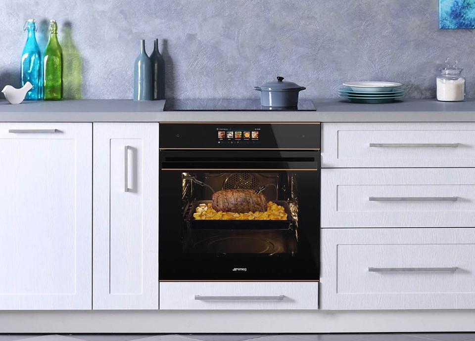 New Smeg VivoScreen Oven Display