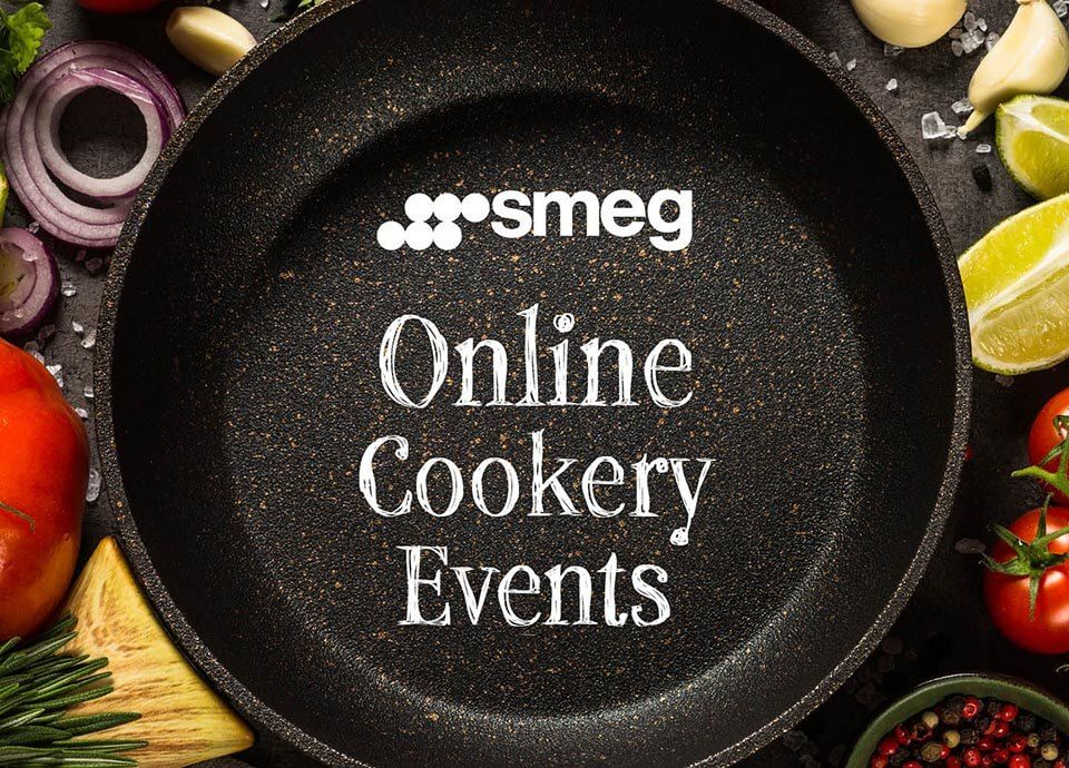 FREE online cookery events