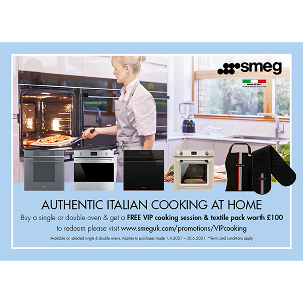 FREE Authentic Italian Cooking @ home pack promotion