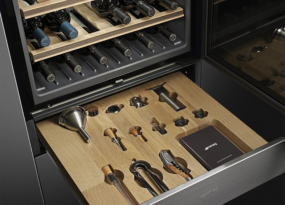 SOMMELIER DRAWERS