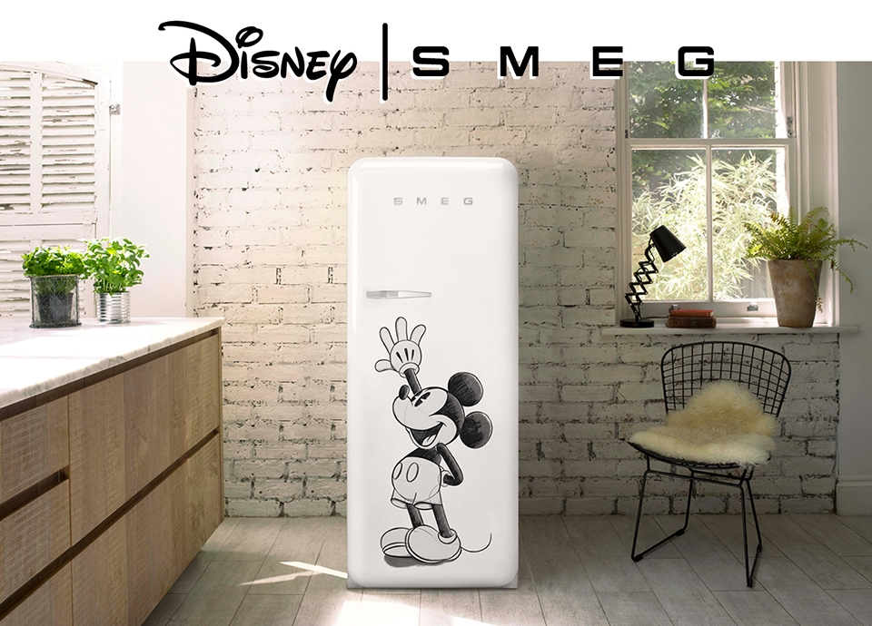 Mickey fridge