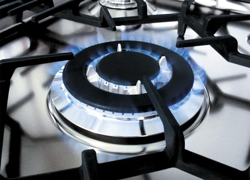 Super burner cooktops