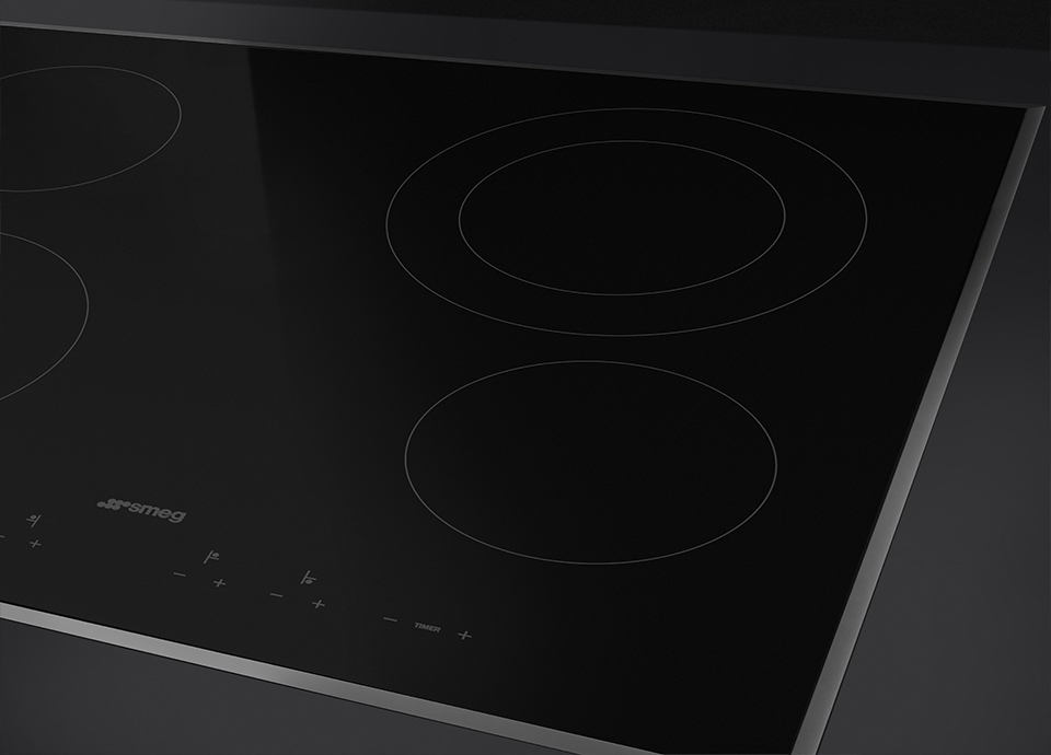 Cooktops with variable zones