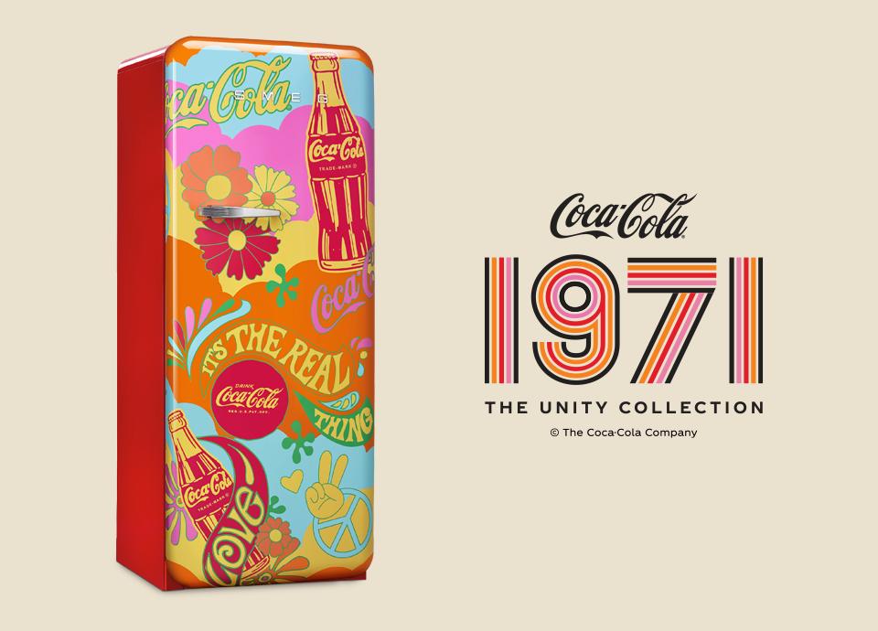 Smeg & Coca Cola - 1971 Unity