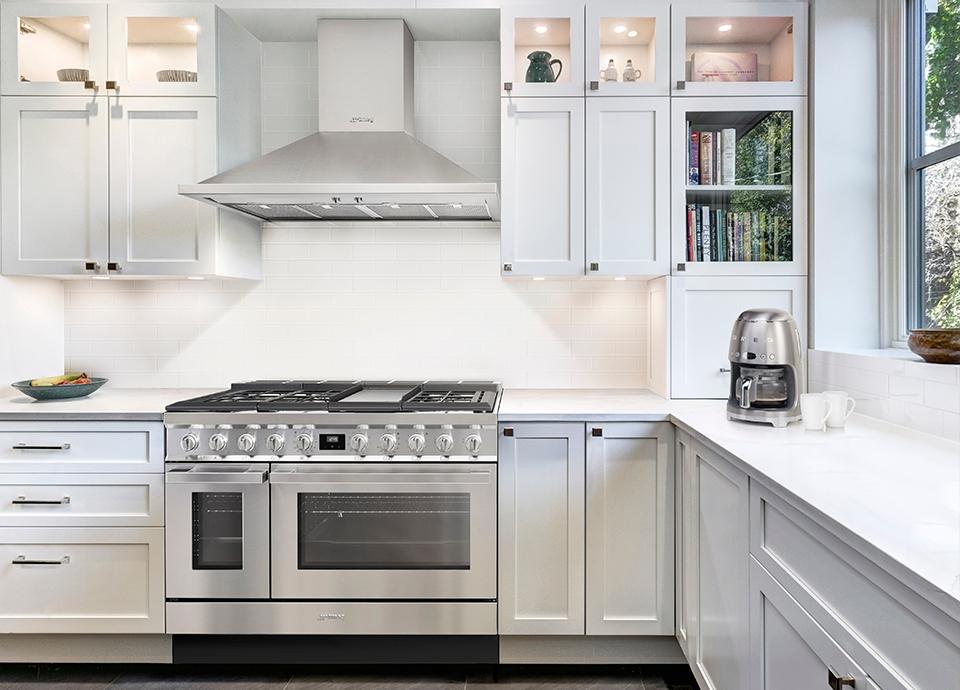 mixed kitchen
