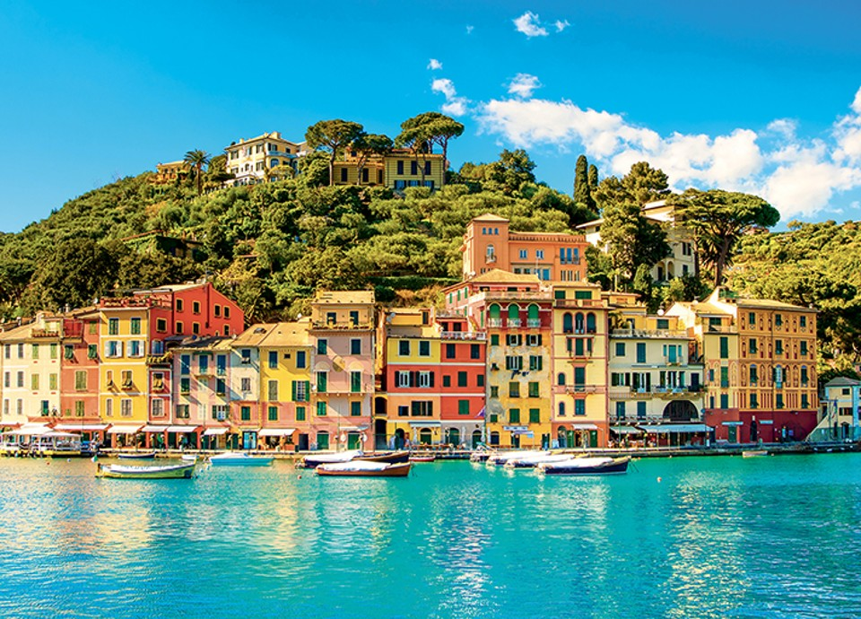 MEDITERRANEAN COOKING AND STYLE: THE PORTOFINO SERIES
