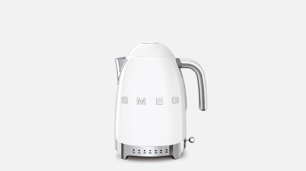 Wasserkocher im Retro-Design