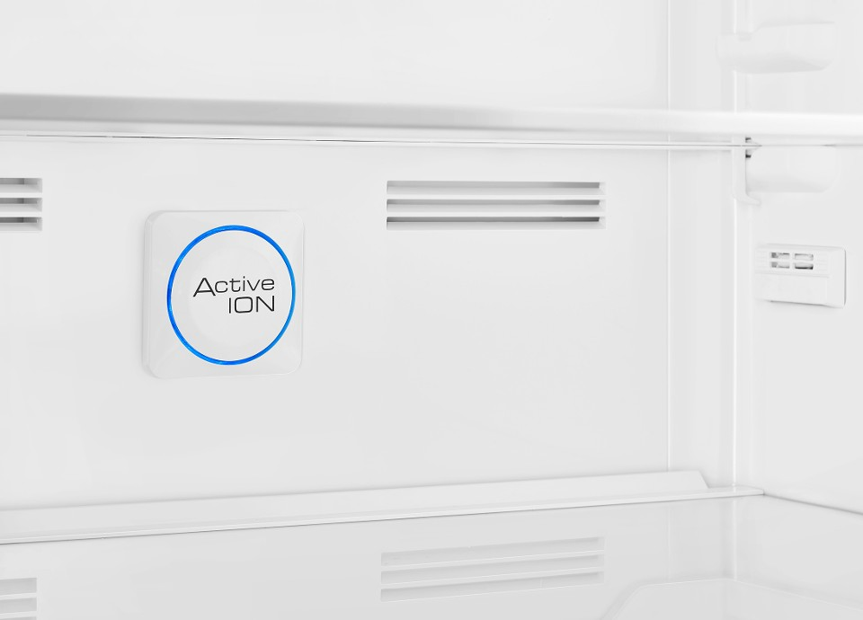 Active ION refrigerators