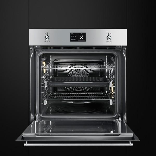 Smeg built-in ovens