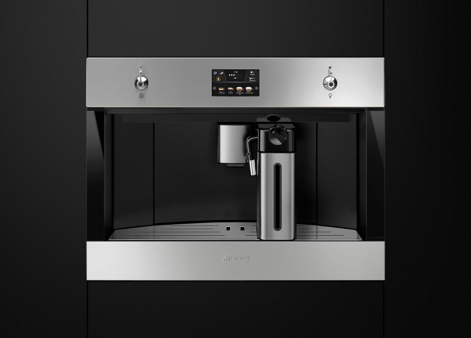 Smeg Einbau-Kaffeevollautomaten