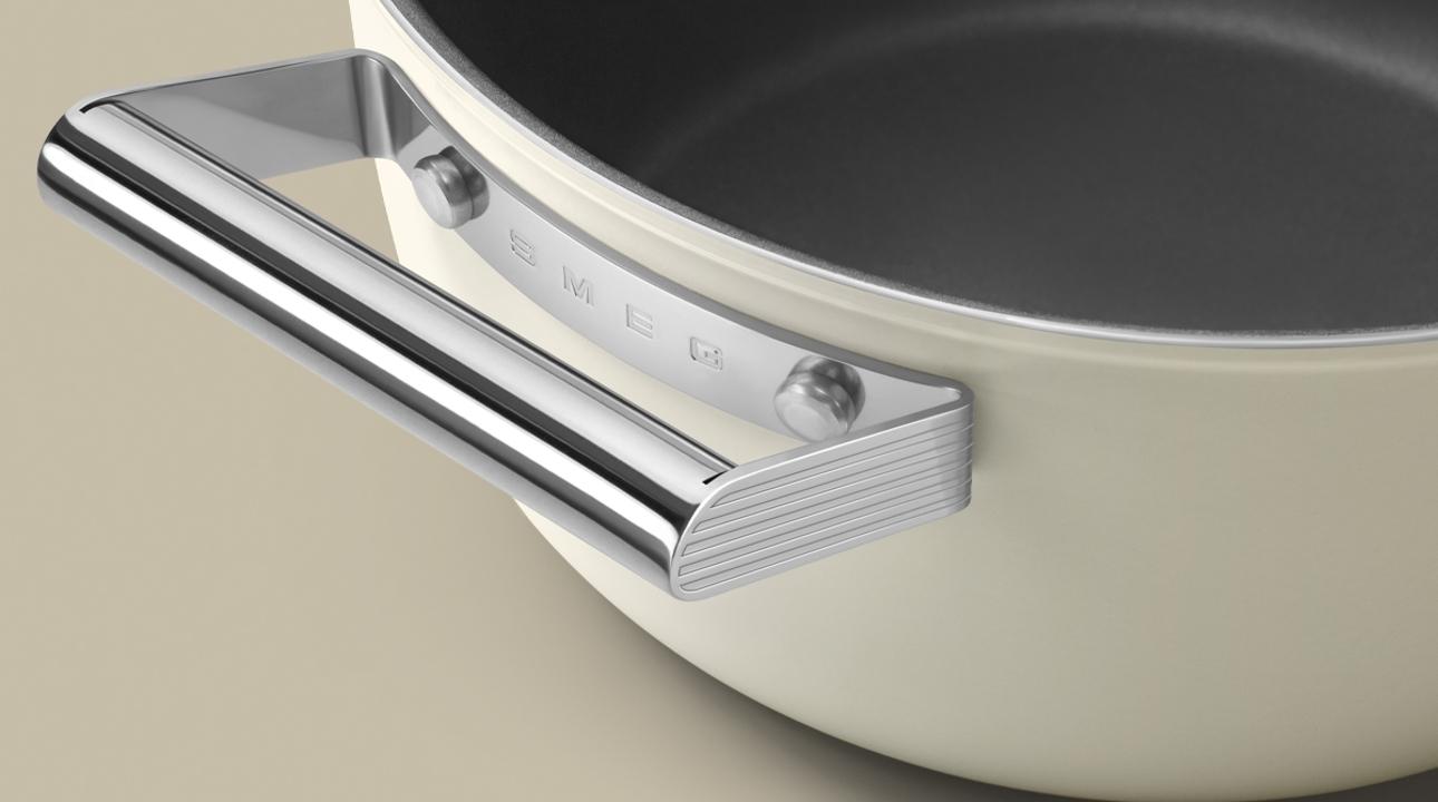 Gamme d'ustensiles de cuisson SMEG