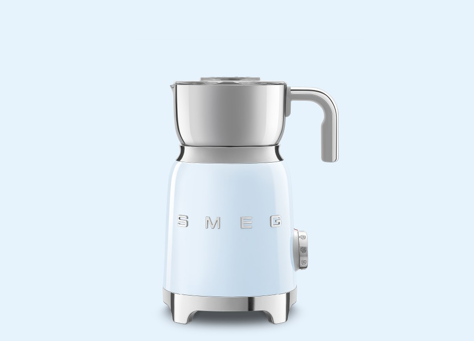 Smeg milk frothers