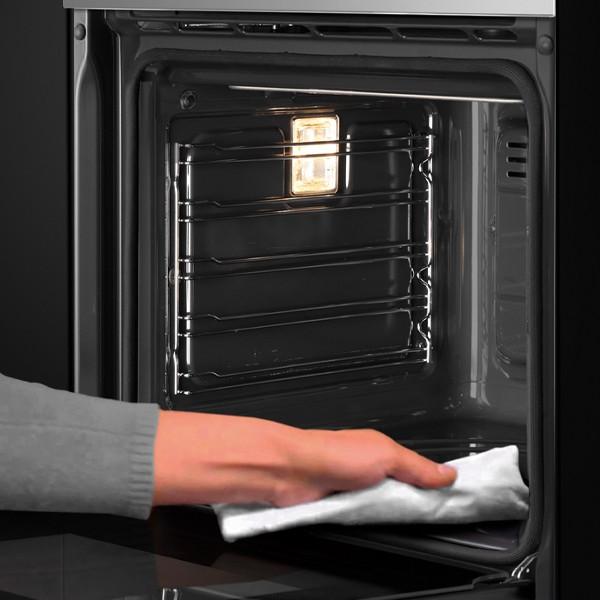 Zelfreinigende ovens