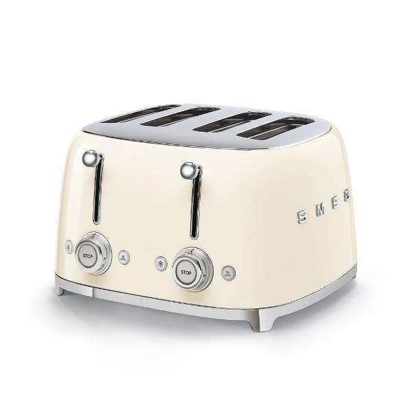 4-Slot Toasters