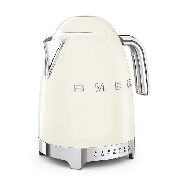 Variable temperature kettles