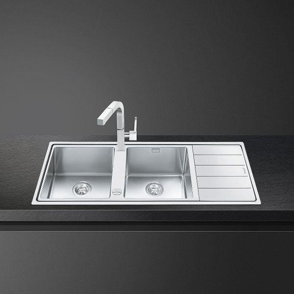 Lavelli Smeg per installazione flat e filotop