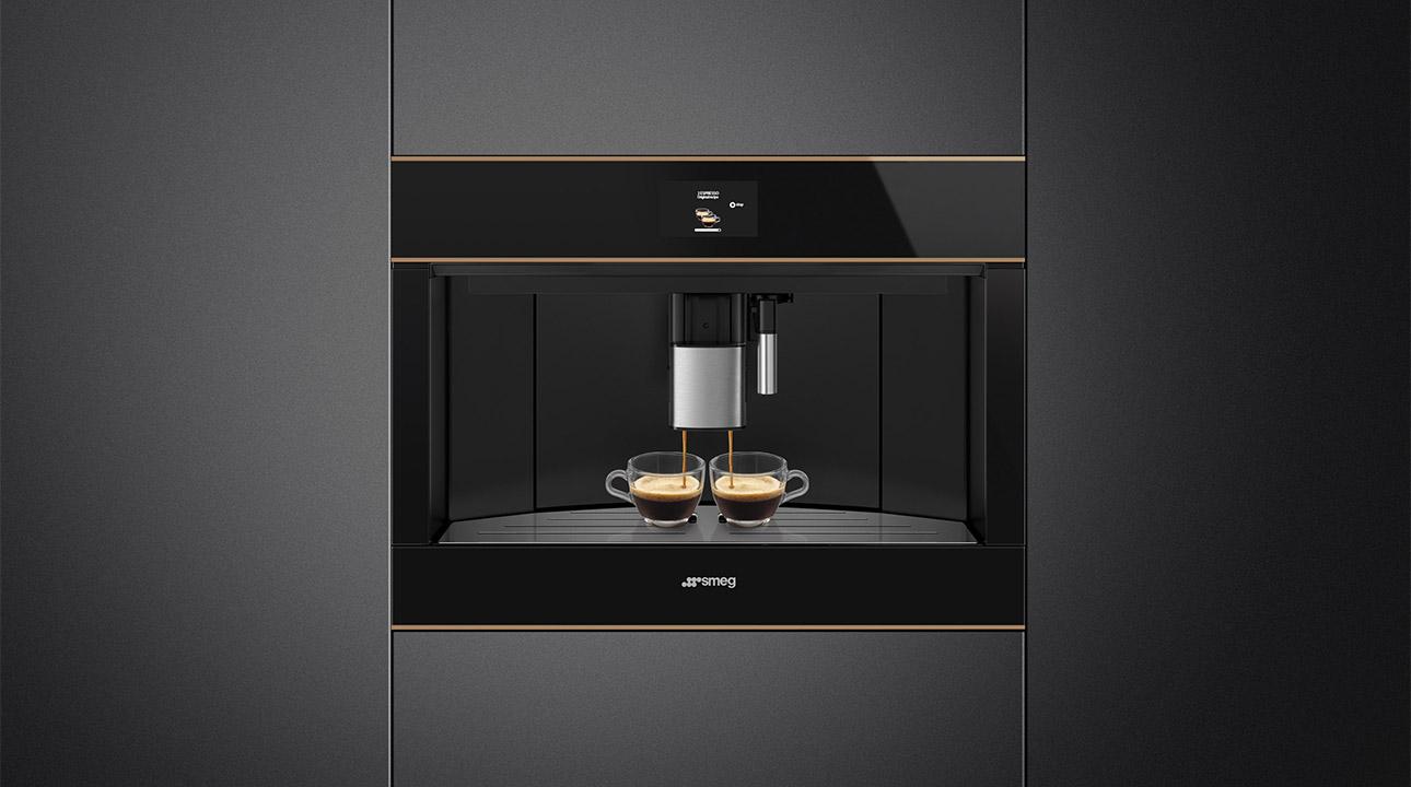Macchine per il caffè Dolce Stil Novo Smeg