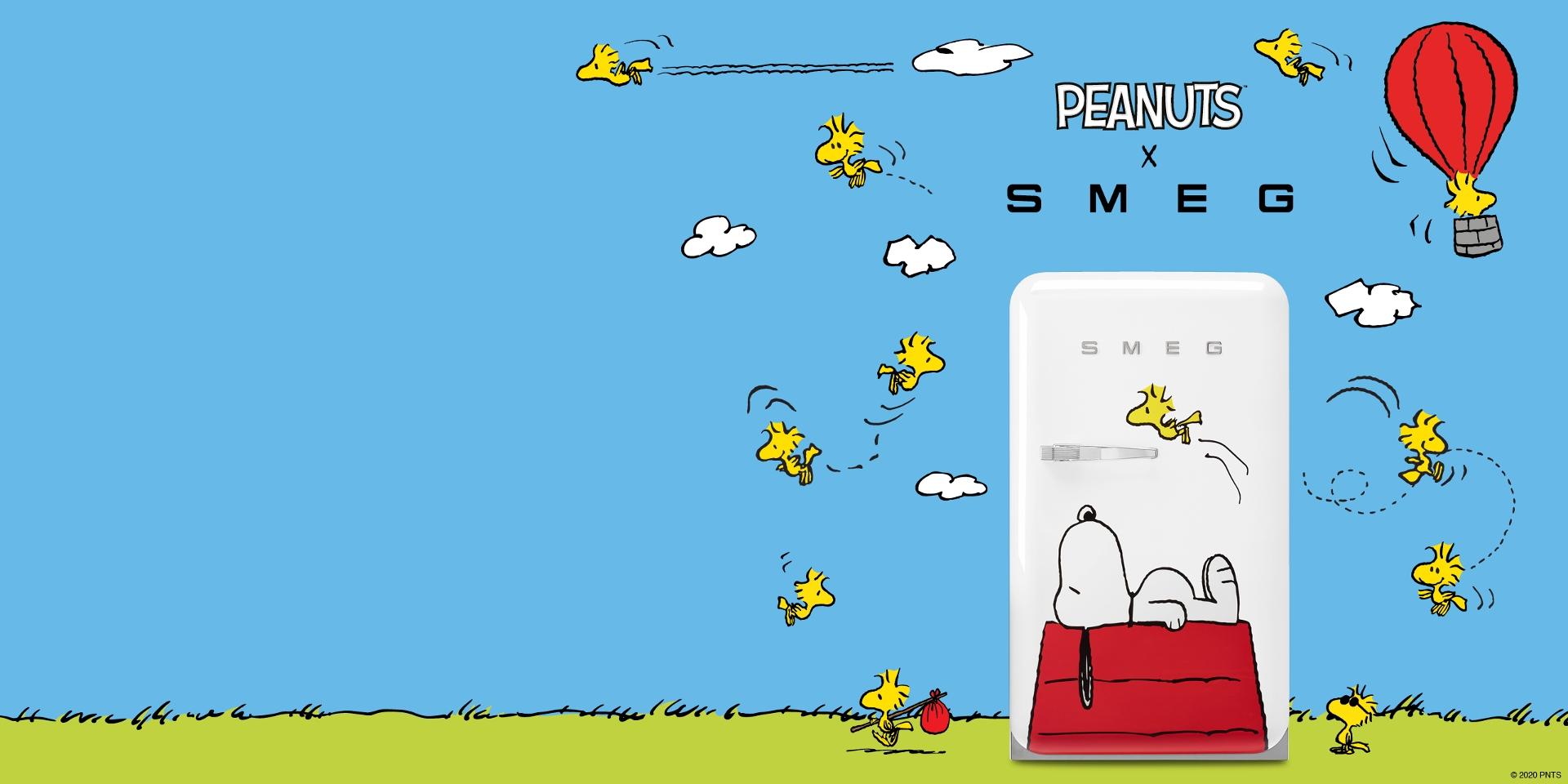 Peanuts e Smeg