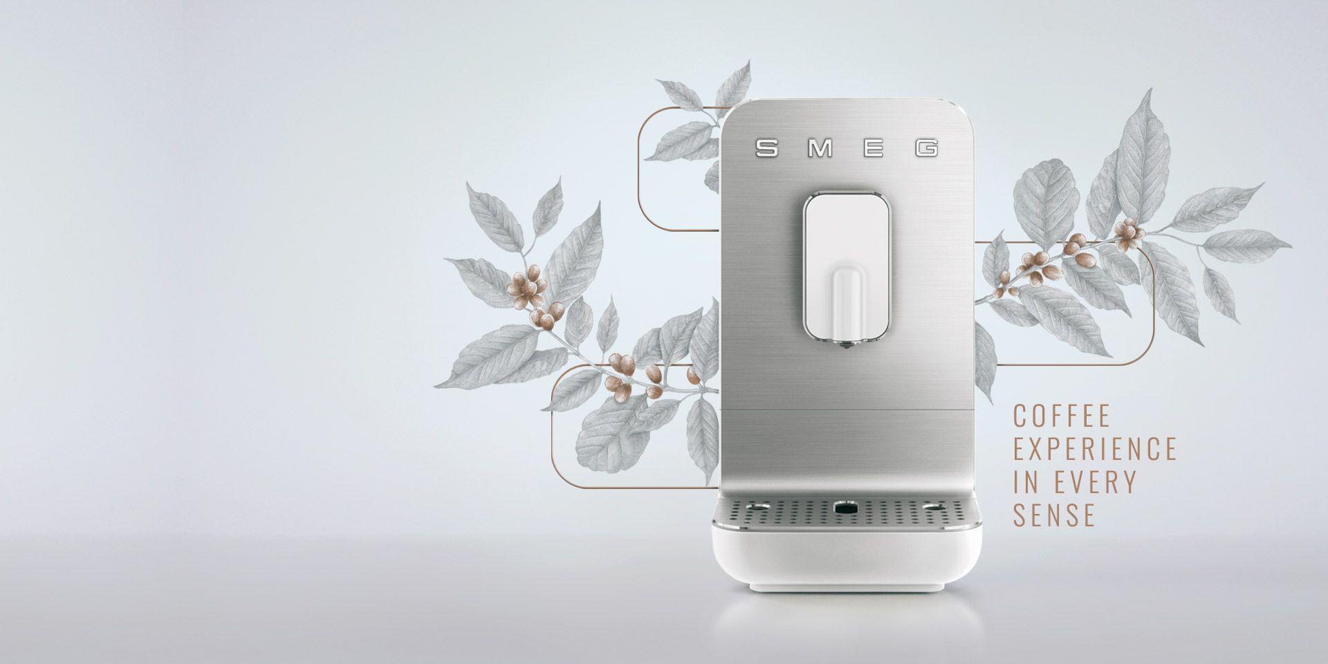 Macchine da caffè automatiche Smeg