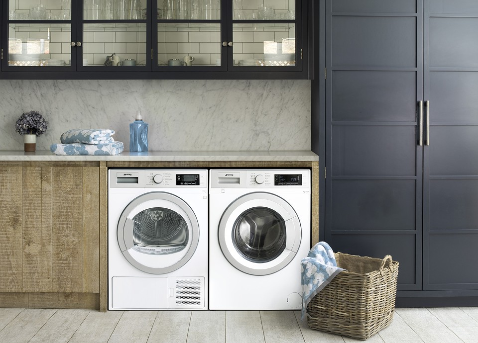 Smeg domestic washing machines and dryers