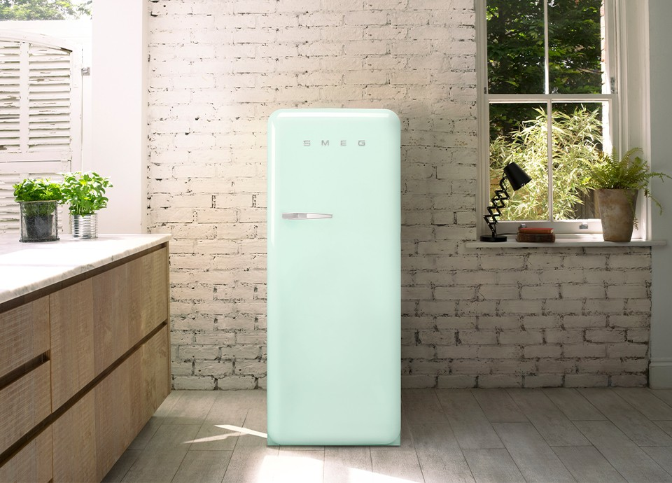 The FAB28 refrigerator - the latest in technology