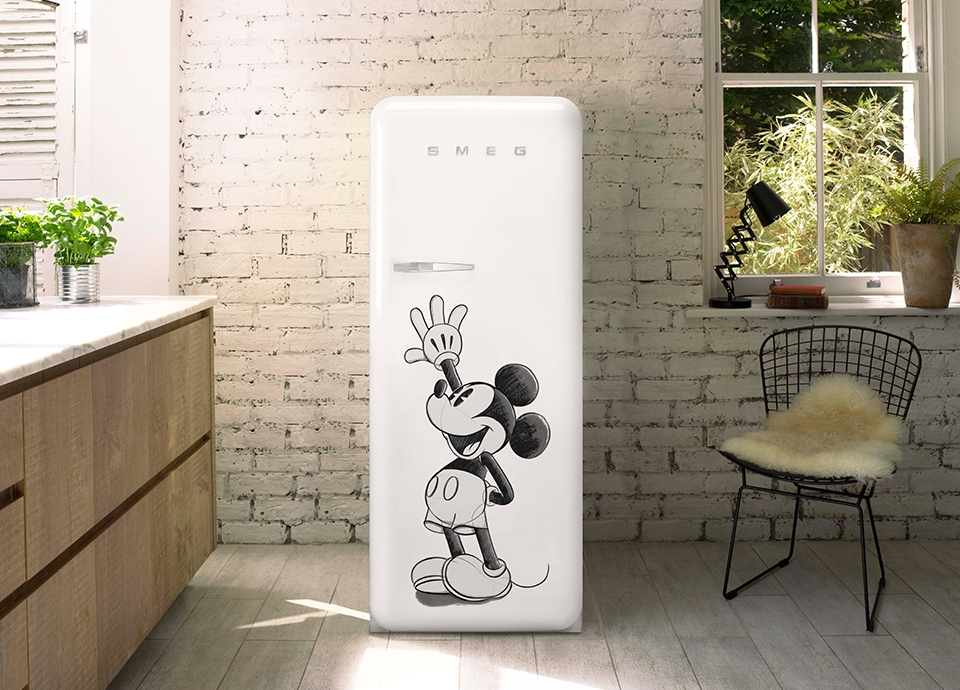 SMEG TEAMS UP WITH DISNEY