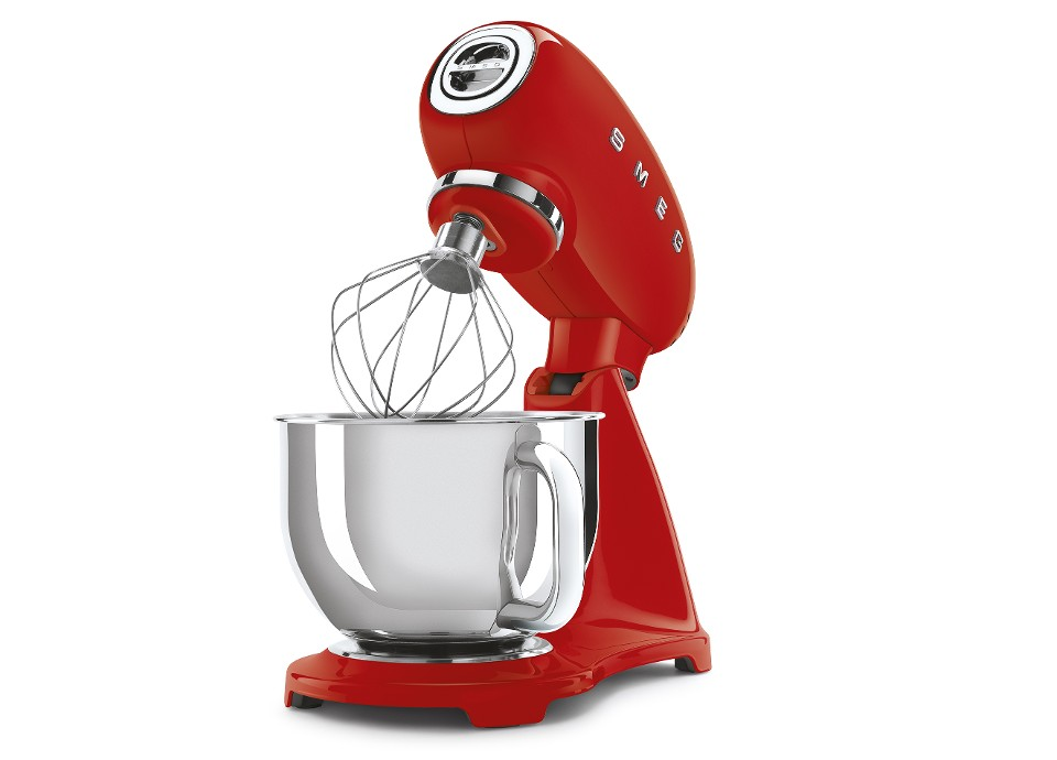 Full-color stand mixers