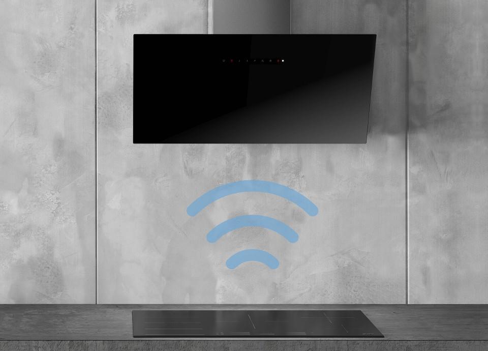 Auto-Vent: tables de cuisson et hottes avec une connexion intelligente