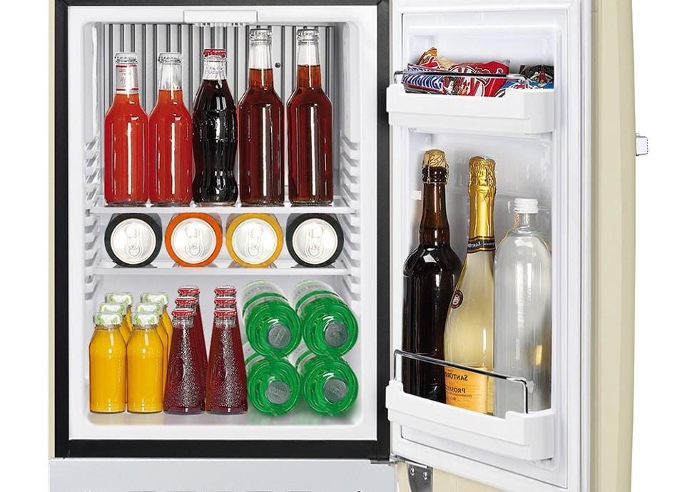 Il mini frigo più cool per bevande e snack