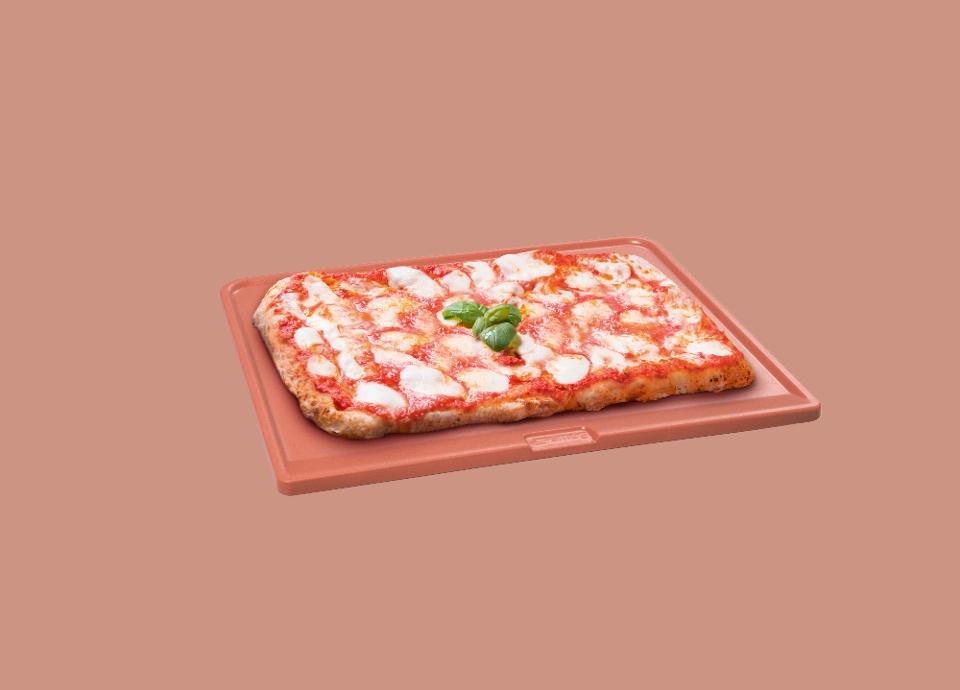 La pierre à pizza ronde ppr2