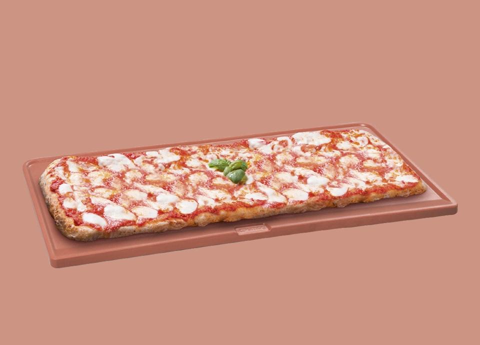 La pierre à pizza ronde ppr9