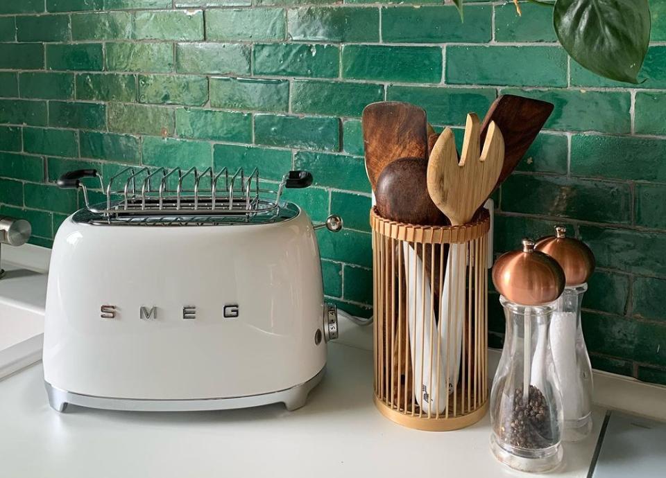 L'odeur du pain chaud à la maison avec SMEG