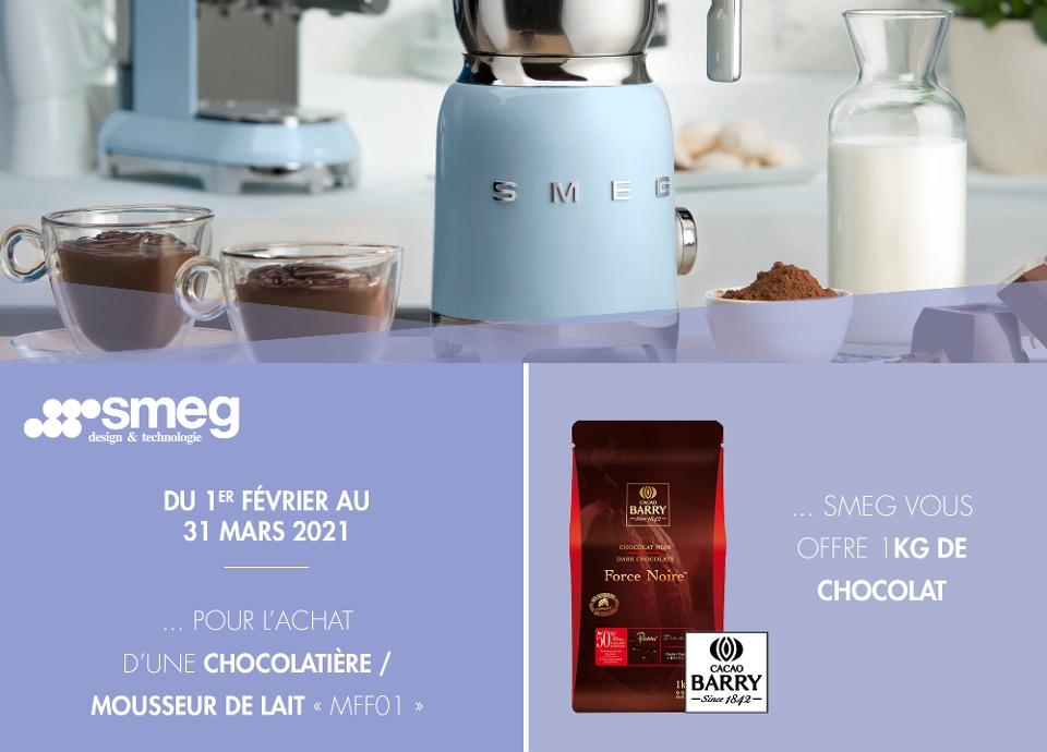 PROMOTION - 1kg de chocolat offert !