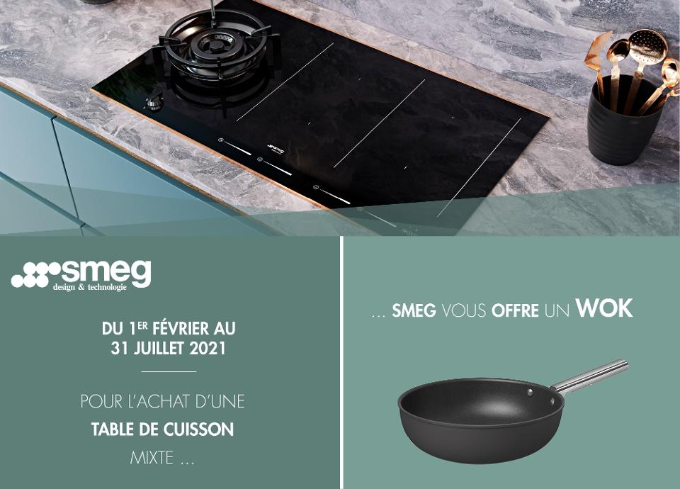 PROMOTION - Un wok offert