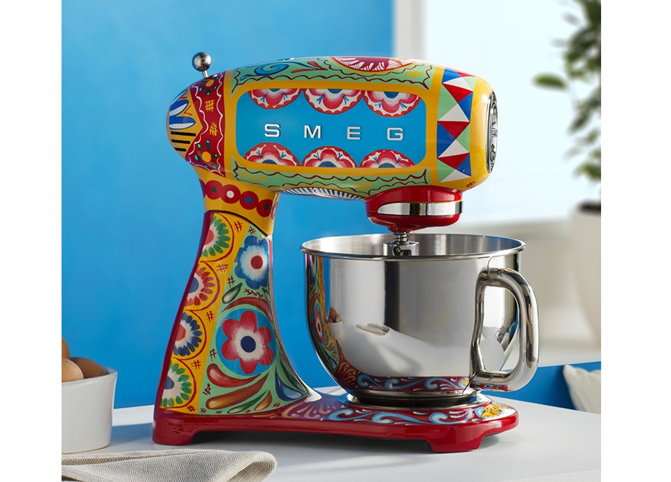 Sicily is my love stand mixer