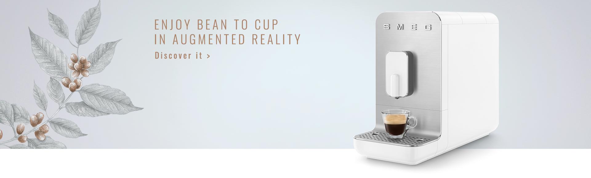 Bean to Cup Μηχανή Καφέ