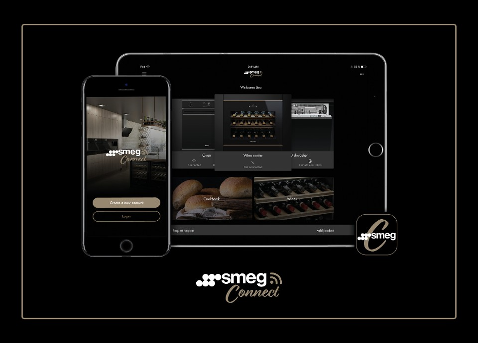 SmegConnect APP allow you to get the best out of your appliance