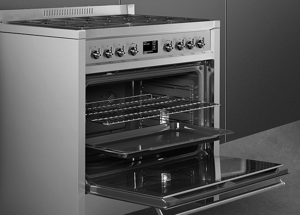 Smeg isothermic cavity cookers