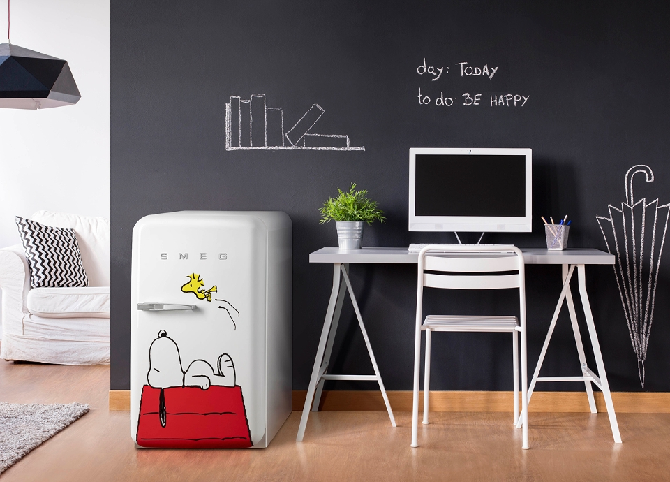Réfrigérateur FAB Snoopy
