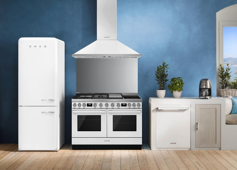 The professional range cooker has a new identity
