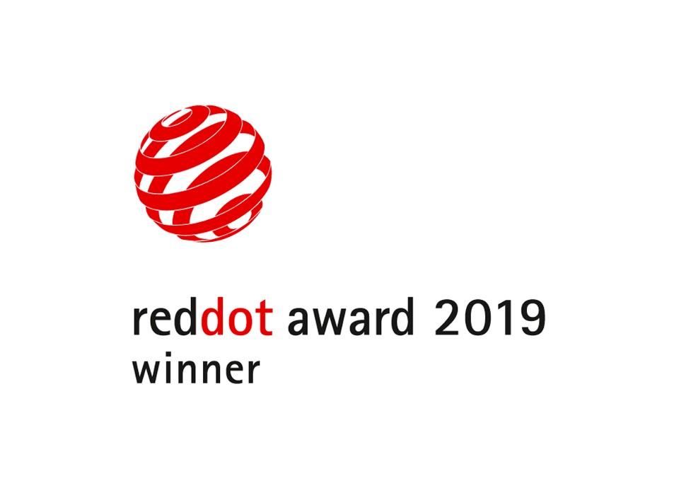 ПРЕМИЯ RED DOT DESIGN AWARD 2019