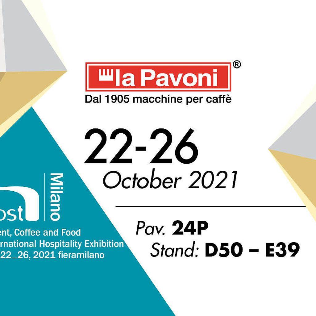 host 2021 la pavoni