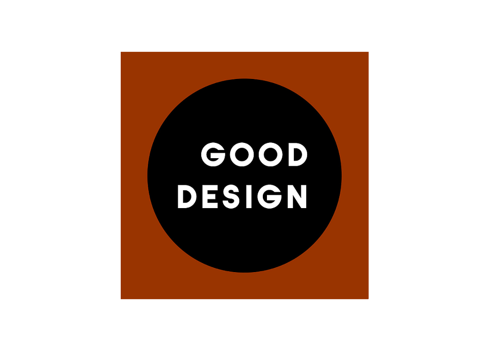 THE GOOD DESIGN AWARDS 2019